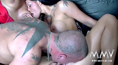 Threesome, Mature couple, Amateur couple