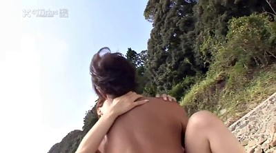 Asian gangbang, Japanese uncensored, Japanese threesome, Uncensored, Japanese public