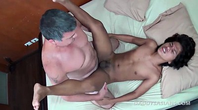 Old gay, Asian young, Asian gay, Asian interracial, Asian daddy, Young asian
