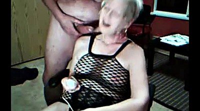 Mature dildo, Mature couple, Granny dildo