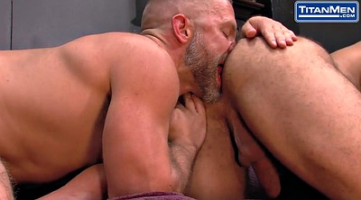 Kissing, Muscle gay