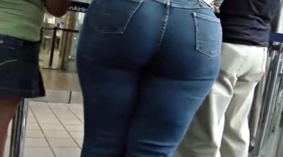 Big asses, Phat ass