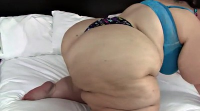 Huge butt, Huge ass, Bbw solo