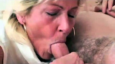 Squirting, Mature hairy