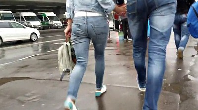 Jeans, Tight jeans, Jeans ass