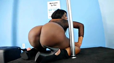 Ebony, Danceing, Fishnet