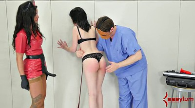 Spank, Nurse, Doctor anal, Punished, Anal doctor