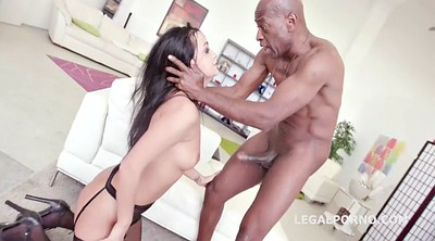 Double anal, Bbc anal