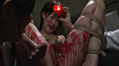 Pussy, Japanese bdsm, Waxing, Wax