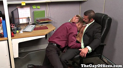 Gay hard, Gay office