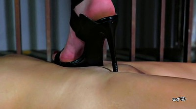 Young, Trampling, Trample, Training, Lick feet, Bdsm training