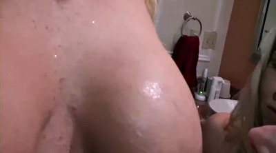 Lady, Shower mature