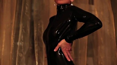 Latex, Boots, Catsuit