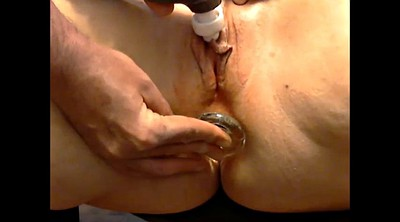 Making, Butt plug, Anal orgasm