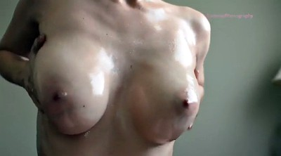 Oil, Big tits joi