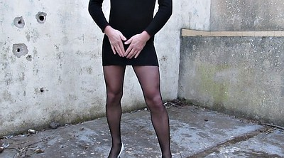 Crossdress, Gay pantyhose