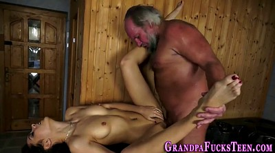 Masturbation man, Teen old man