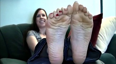 Sole, Creamy, Sole feet