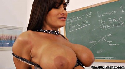 Lisa ann, Classroom, Hairy stockings