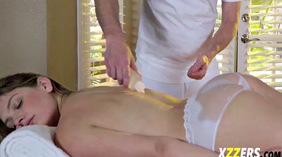 Daughter, Amateur massage