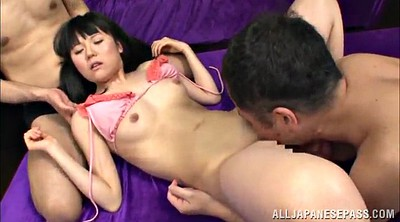 Japanese double penetration, Japanese threesome, Japanese blowjob, Japanese double, Pigtail, Pigtails