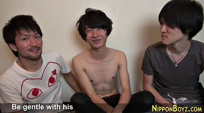 Japanese threesome, Japanese fuck
