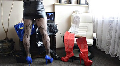 Pantyhose, Boot, Boots