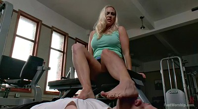Foot licking, Femdom foot, Coach
