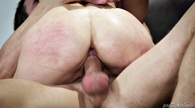 Ebony milf, Facials