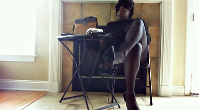 Pantyhose feet, Leg, Pantyhose foot, Black pantyhose, Big ass pantyhose