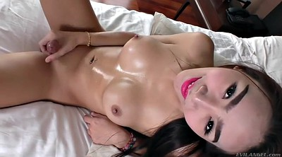 Trany, Asian shemale, Jerk