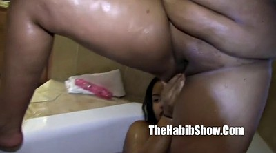 Asian black, Hood, Asian black gangbang