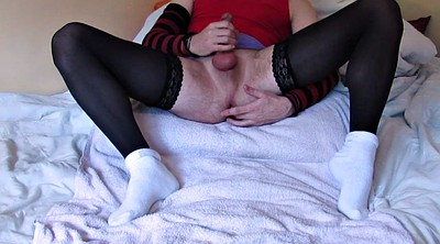 Crossdress, Crossdressing, Oiled
