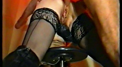 Vintage mature, Thick ass, Ass drilling