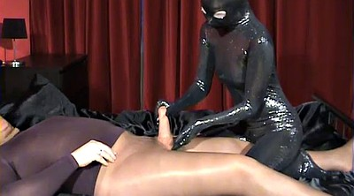 Latex bdsm, Encased