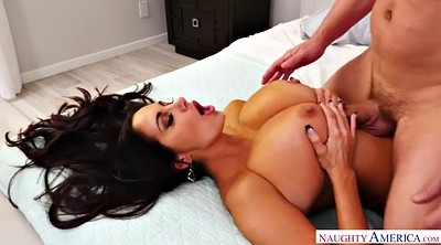 Ava addams, Super, Addams, Big tits mom