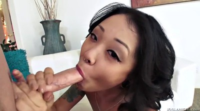 Small asian, Bukkake asian