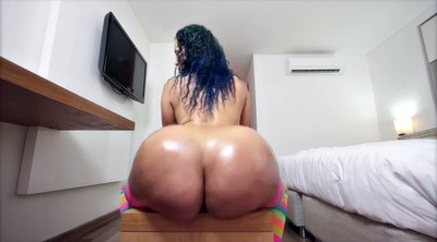 Mature massage, Ass solo, Ass massage