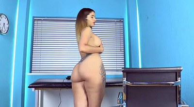 British, Young ass, Babestation