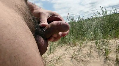 Ball, Balls, Beach masturbation