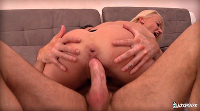 Casting anal, Anal casting, Threesome casting