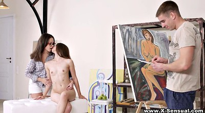 Art, X art, Sex lesson