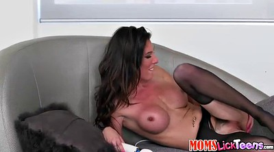 Lesbian mom, Eating pussy, Teen lesbians, Pussy licking, Mom teaching, Ass