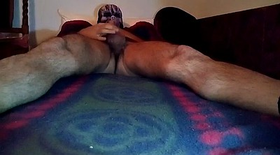 Hairy solo, Hairy amateur, Big balls