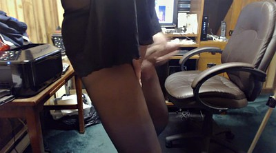 Crossdress, Gay cam, Jerking off