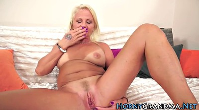 Mature interracial anal, Anal granny