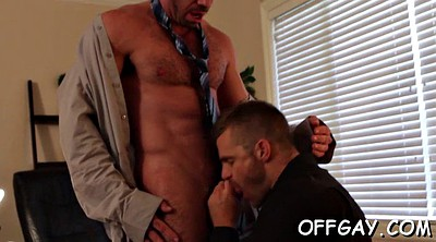 Office anal, Suck, Gay dick, Business, Busy