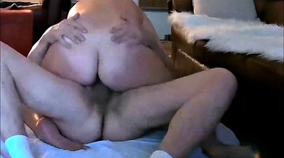 Hidden ass, Fat mature