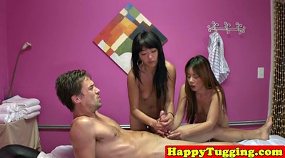 Asian massage, Asian handjob
