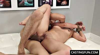 Teen casting, At